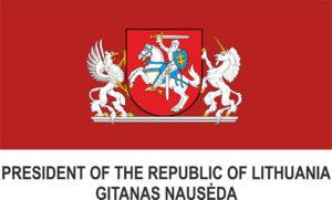 Lietuvos Respublikos Prezidentas Gitanas Nauseda