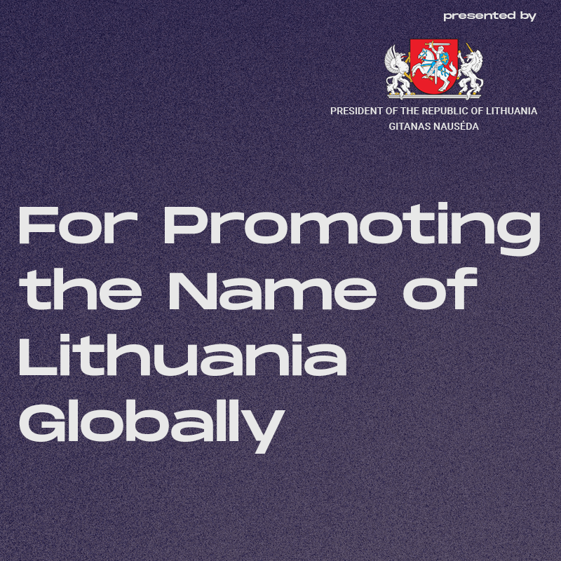 GLL_For Promoting the Name of Lithuania Globally